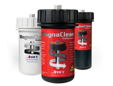 Power Flushing and Magnaclean Filters
