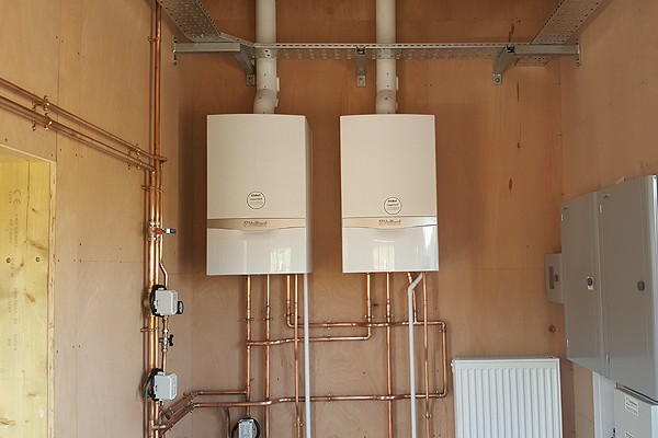Gas Boiler and Underfloor Heating Installation - image 2